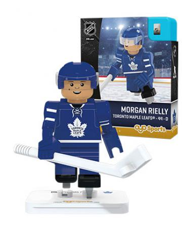 #44 Morgan Rielly Toronto Maple Leafs Home Version