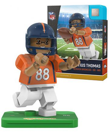 #88 Demaryius Thomas Denver Broncos Home Version