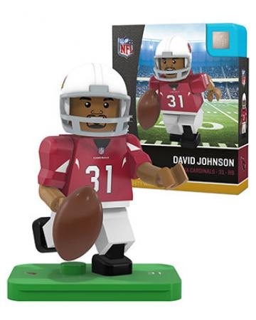 #31 David Johnson Arizona Cardinals Home Version