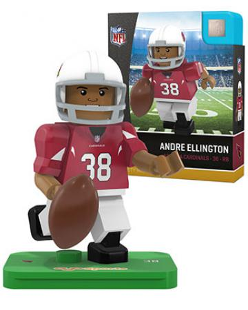 #38 Andre Ellington Arizona Cardinals Home Version