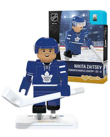 #22 Nikita Zaitsev Toronto Maple Leafs Home Version