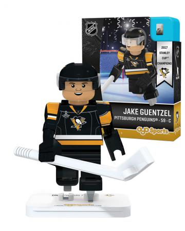 #59 Jake Guentzel Pittsburgh Penguins  Stanley Cup Champion
