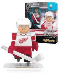 #14 Gustav Nyquist Detroit Red Wings Right Wing
