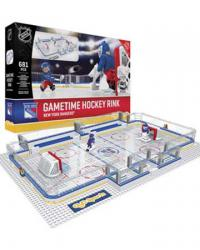 Gametime Rink New York Rangers