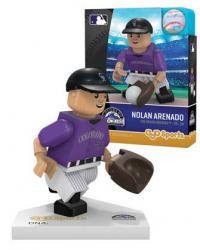 #28 Nolan Arenado Colorado Rockies Third Baseman