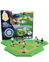 Gametime Set Seattle Mariners Building Block Set
