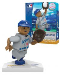 #66 Yasiel Puig Los Angeles Dodgers Outfielder