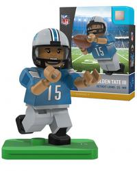 #15 Golden Tate III Detroit Lions Home Version