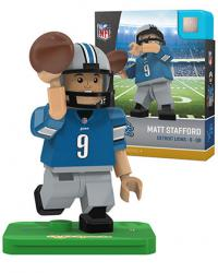 #9 Matt Stafford Detroit Lions Home Version