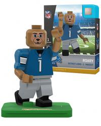 #1 Roary  Detroit Lions Home Version