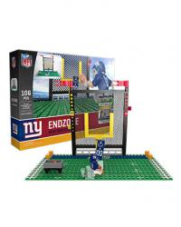 Endzone Set New York Giants Building Block Set