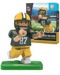 #87 Jordy Nelson Green Bay Packers Home Version