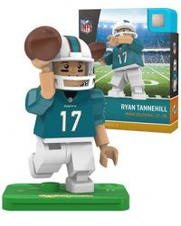 #17 Ryan Tannehill Miami Dolphins Home Version