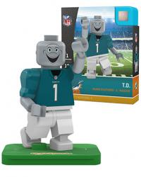 #1 T.D.  Miami Dolphins Home Version