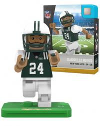#24 Darrelle Revis New York Jets Home Version