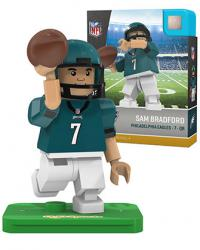 #7 Sam Bradford Philadelphia Eagles Home Version