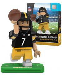 #7 Ben Roethlisberger Pittsburgh Steelers Home Version