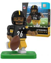 #26 Le'Veon Bell Pittsburgh Steelers Home Version