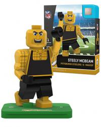 #0 Steely Mcbeam Pittsburgh Steelers Home Version