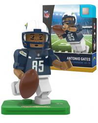 #85 Antonio Gates San Diego Chargers Home Version