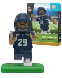 #29 Earl Thomas III Seattle Seahawks Home Version