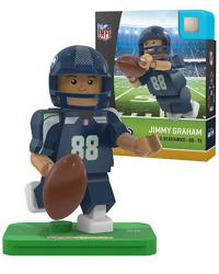 #88 Jimmy Graham Seattle Seahawks Home Version