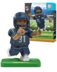#31 Kam Chancellor Seattle Seahawks Home Version