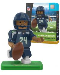 #24 Marshawn Lynch Seattle Seahawks Home Version