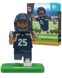 #25 Richard Sherman Seattle Seahawks Home Version