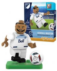#4 Kendall Waston Vancouver Whitecaps FC