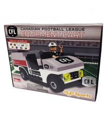 CFL Equipment Cart 135pc Building Block Set