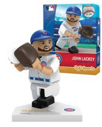 #41 John Lackey Chicago Cubs Pitcher
