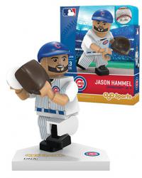 #35 Jason Hammel Chicago Cubs Pitcher