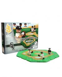 Infield Set Chicago White Sox 84pc Building Block Set