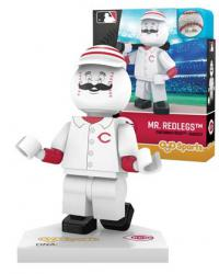#0A Mr. Redlegs™ Cincinnati Reds Mascot