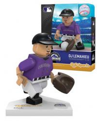 #9 Dj Lemahieu Colorado Rockies Second Baseman