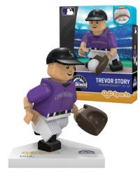 #27 Trevor Story Colorado Rockies Shortstop