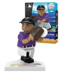 #29 Jorge De La Rosa Colorado Rockies Pitcher