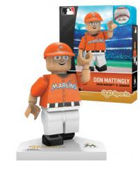 #8 Don Mattingly Miami Marlins Manager