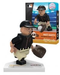 #5 Matt Duffy San Francisco Giants Third Baseman