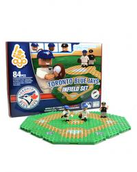 Infield Set Toronto Blue Jays 84pc Building Block Set