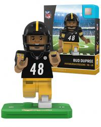 #48 Bud Dupree Pittsburgh Steelers Home Version