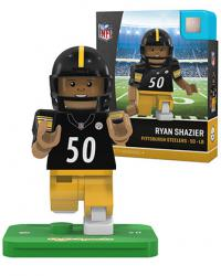#50 Ryan Shazier Pittsburgh Steelers Home Version
