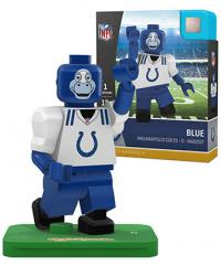 #0 Blue Indianapolis Colts Home Version
