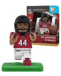 #44 Vic Beasley NFC Champions Version Atlanta Falcons