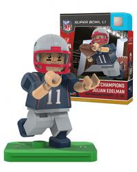 #11 Julian Edelman AFC Champions Version New England Patriots