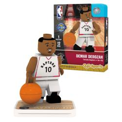 #10 Demar Derozan Toronto Raptors Home Version