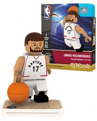 #17 Jonas Valanciunas Toronto Raptors Home Version