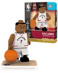 #7 Kyle Lowry Toronto Raptors Home Version