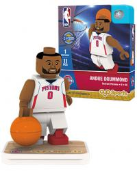 #0 Andre Drummond Detroit Pistons Home Version